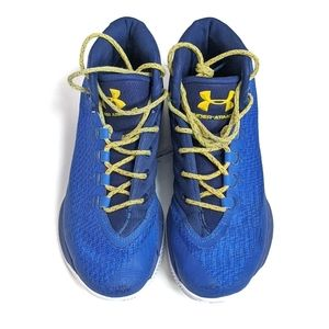 Under Armour Boys Steph Curry 3 Basketball shoes